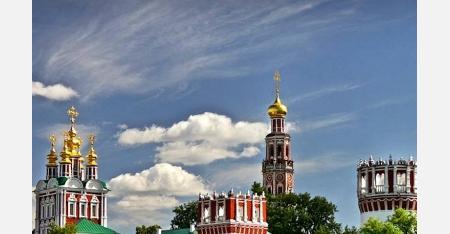 """Экскурсионный проект """"Москва шаг за шагом"""""""