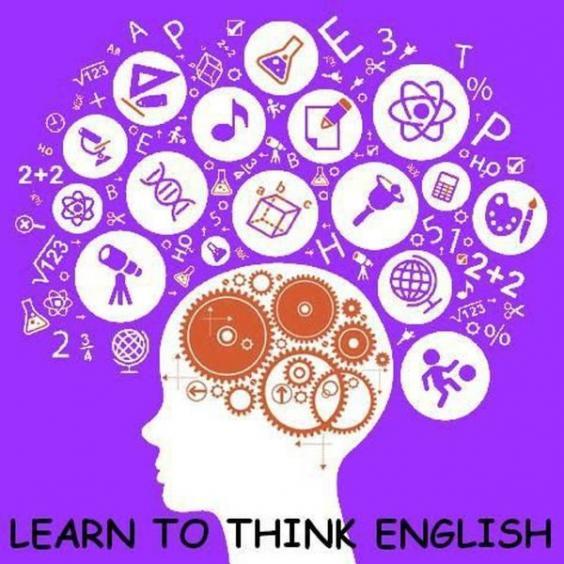 Научимся думать на английском языке