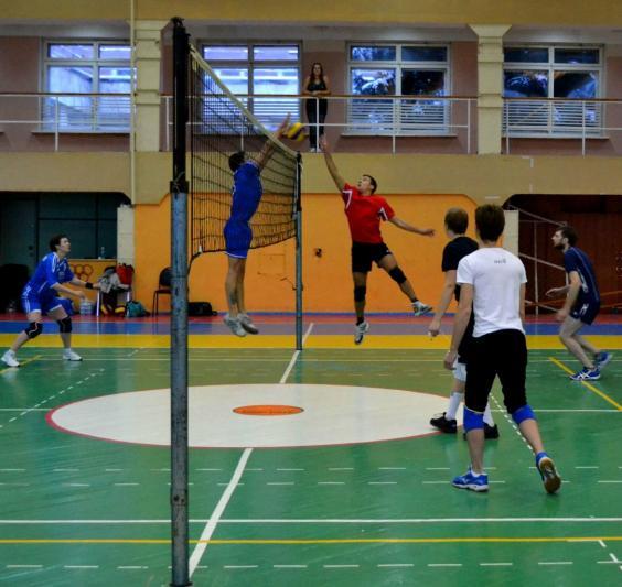 Волейбол на м.Войковская