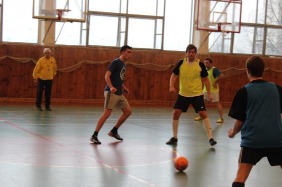 Мини-футбол в зале на м.Кузьминки
