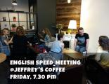 Friday Speed-Meeting at Jeffrey's