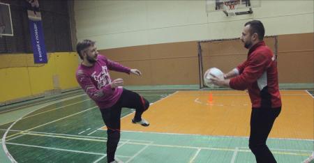Дворовый футбол - где поиграть в футбол в Москве