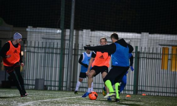 Футбол по субботам на м.Электрозаводская