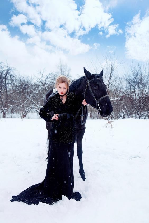 "Фотопроект ""Horse rider"""