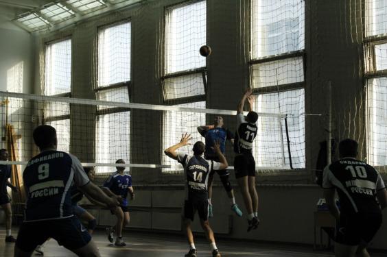 Волейбол на м.Беговая