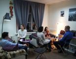 Tuesday English Speed-Meeting!