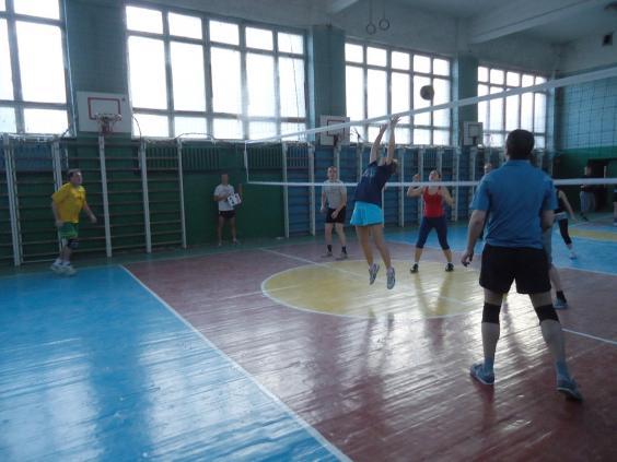Волейбол по субботам м.ВДНХ