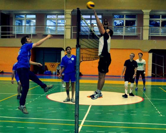 Волейбол на м.Сокольники
