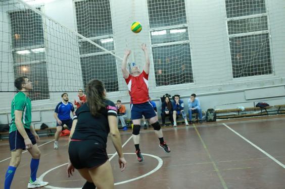 Волейбол на м.Южная