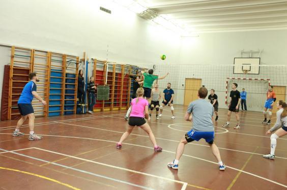 Волейбол по воскресеньям м.ВДНХ