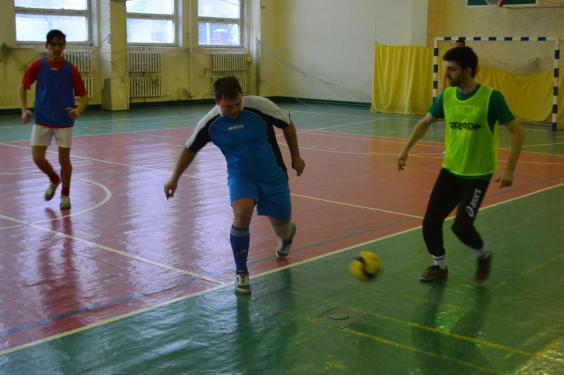 Мини-футбол на м.Проспект Мира