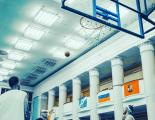 Игровая тренировка по баскетболу  м.Авиамоторная