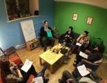 Французский разговорный клуб с носителем языка
