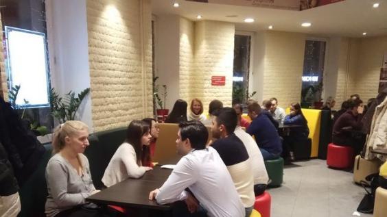 Английский разговорный клуб / English speed-meeting по субботам