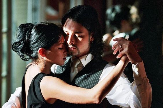 Открытые бесплатные уроки аргентинского танго!