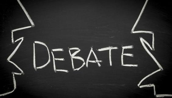 Debates in English ONLINE
