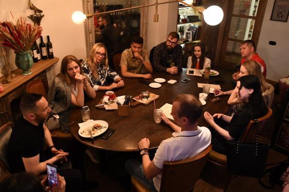 Английская встреча с бывшим техническим директором Mail.ru Group