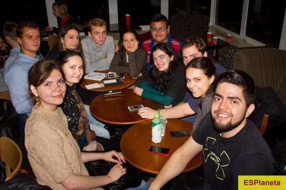 Разговорный клуб английского, испанского, немецкого, французского (онлайн и офлайн)