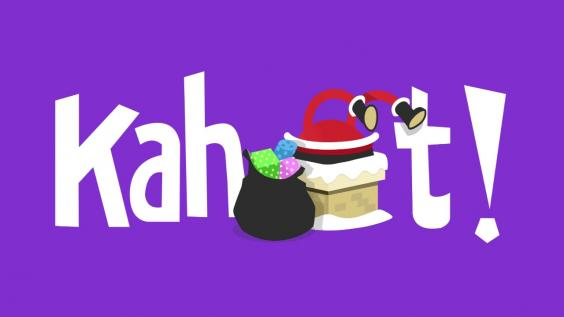 Quiz in English with Kahoot
