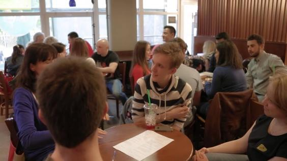 Английский разговорный клуб / English Speed-Meeting