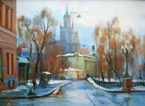 Клуб любителей необычных экскурсий и прогулок по Москве