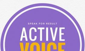 """Английский клуб нового формата """"Active Voice: Speak for Res"""""""