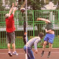 Волейбол в Бирюлево