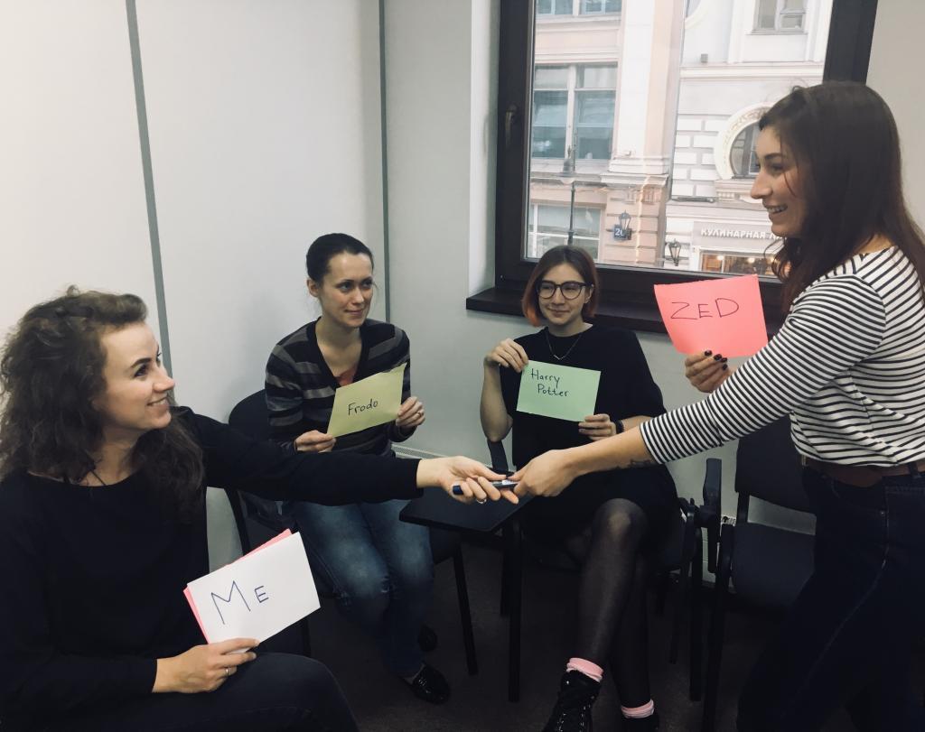 английский разговорный клуб Start2Study
